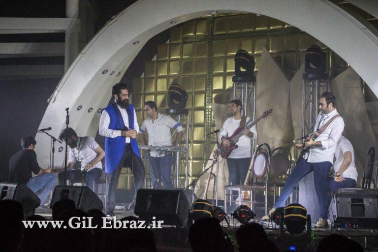 """گزارش تصویری کنسرت """"علی زند وکیلی """"در تالار مجلل"""